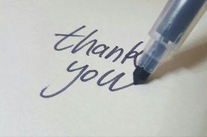 Vielen Dank an unsere Dozentinnen und Dozenten