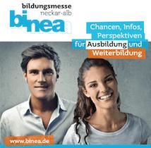Jetzt schon vormerken – BINEA am 7. und 8. Februar 2020