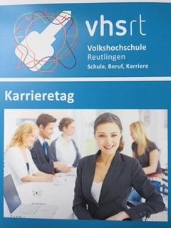 Karrieretag VHS Reutlingen 2019, Emil Gminder Akademie (EGA)