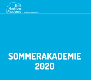 EGA-Sommerakademie 2020